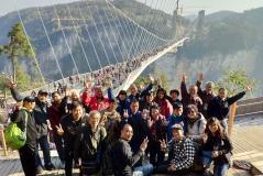 手語旅行團 - 張家界高鐵遊