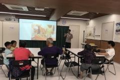 公民教育 – 桌遊舒壓體驗坊